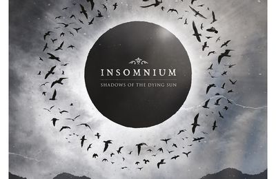 "CD review INSOMNIUM ""Shadows of the dying sun"""