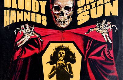 "CD review BLOODY HAMMERS ""Under satan's sun"""