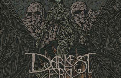 "CD review DARKEST ERA ""Severance"""