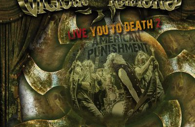 "CD review VICIOUS RUMORS ""Live you to death 2 - American punishment"""