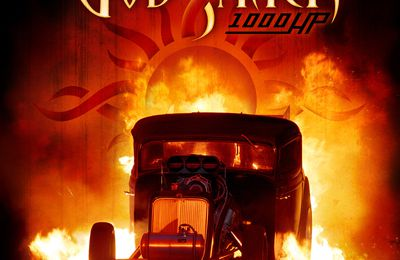 "CD review GODSMACK ""1000 hp"""