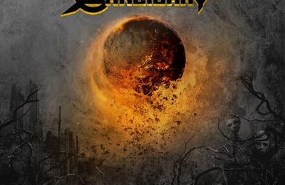 "CD review SANCTUARY ""The year the sun died"""