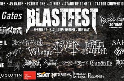 Bands for BLASTBEAT festivals confirmed