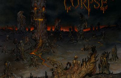 """CD review CANNIBAL CORPSE """"A skeletal domain"""""""