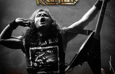 Jackson on tour with KREATOR