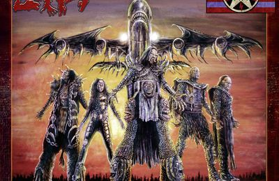 "CD review LORDI ""Scare force one"""