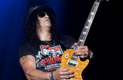 Live review SLASH feat. MYLES KENNEDY & THE CONSPIRATORS / MONSTER TRUCK