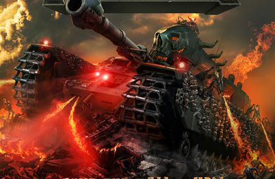 """CD review The German PANZER """"Send them all to hell"""""""