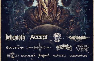 BLACK LABEL SOCIETY, QUEENSRYCHE... announced for Metal Days festival