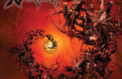 """CD review VENOM """"From the very depths"""""""