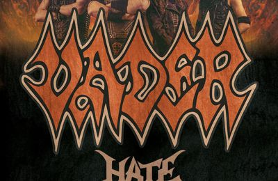 VADER on tour with HATE