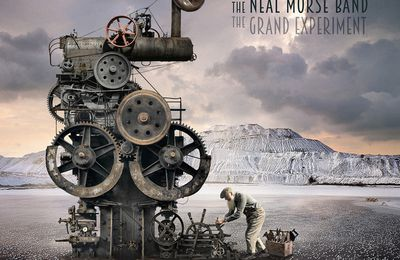 "CD review THE NEAL MORSE BAND ""The grand experiment"""