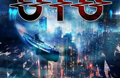 """CD review UFO """"A conspiracy of stars"""""""