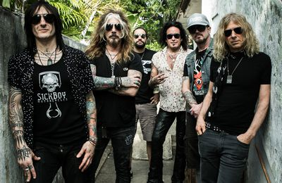 News from THE DEAD DAISIES