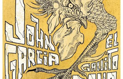 JOHN GARCIA announces some dates in Europe