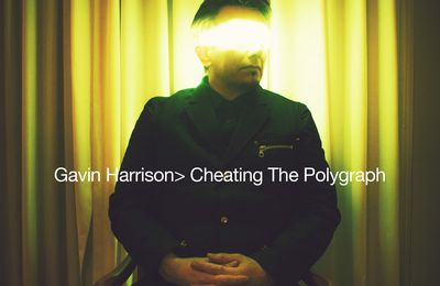 "CD review GAVIN HARRISON ""Cheating the polygraph"""
