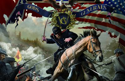 "CD review CIVIL WAR ""Gods and generals"""