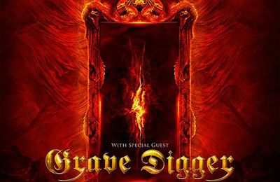 BLIND GUARDIAN and GRAVE DIGGER in tour in North America