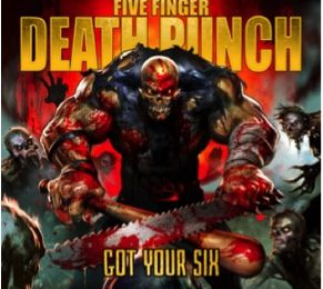 FIVE FINGER DEATH PUNCH reveal cover from upcoming album
