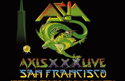 "CD review ASIA ""Axis XXX live in San Francisco MMXII"""