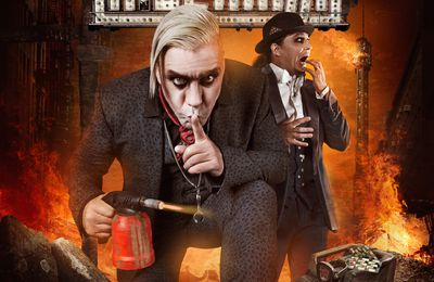 "CD review LINDEMANN ""Skills in pills"""