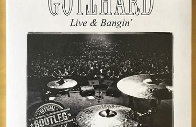 "CD review GOTTHARD ""Live & bangin'"""