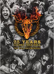 """""""25 years - Louder than hell"""" - The W.O.A. documentary"""