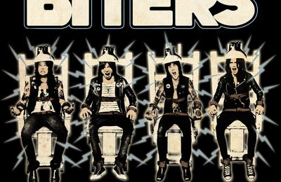 "CD review BITERS ""Electric blood"""
