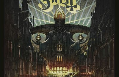 """CD review GHOST """"Meliora"""""""
