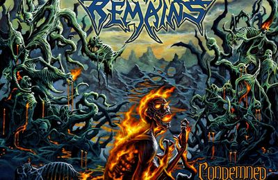 "CD review SKETETAL REMAINS ""Condemned in misery"""
