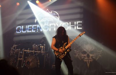 Live review QUEENSRYCHE / ARMORED SAINT / BEYOND THE BLACK, Amsterdam, 03.08.2015