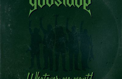 "CD review GODSLAVE ""Whatever you want"" EP"