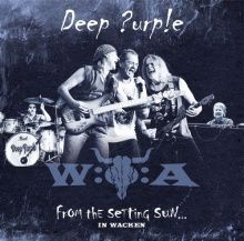 "CD review DEEP PURPLE ""From the setting sun (in Wacken)"" & To the rising sun (in Tokyo)"""
