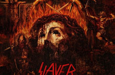 "CD review SLAYER ""Repentless"""