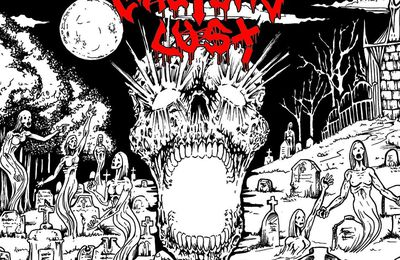"CD review CEMETARY LUST ""Screams of the Violated"""