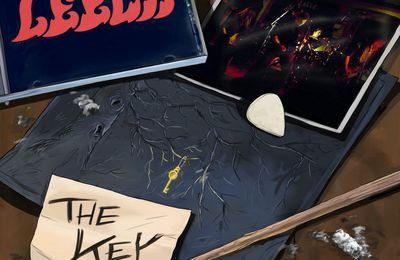 "CD review STAGGERING LEECH ""The key"""