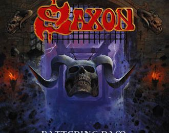 "CD review SAXON ""Battering Ram"""