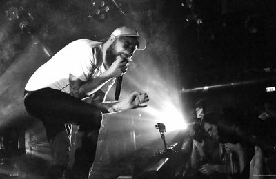 Live Review IN FLAMES / BLACK TEMPLE, Malmo, 22.10.2015