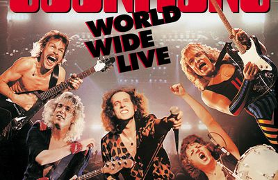 "CD review SCORPIONS ""World Wide Live"" 50th Anniversary Edition"