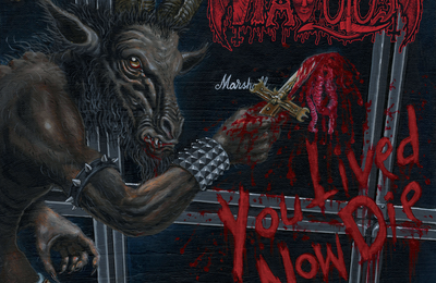 "CD review DIAVOLOS ""You Lived, Now Die"""