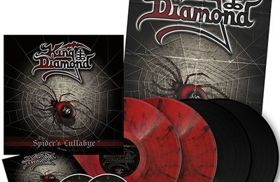 "Metal Blade re-issues KING DIAMOND's ""The Spider's Lullabye"""