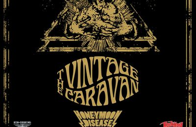 Tour dates AVATARIUM, THE VINTAGE CARAVAN, HONEYMOON DISEASE