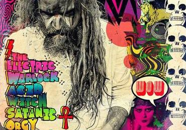 Artwork and tracklist of ROB ZOMBIE's new album