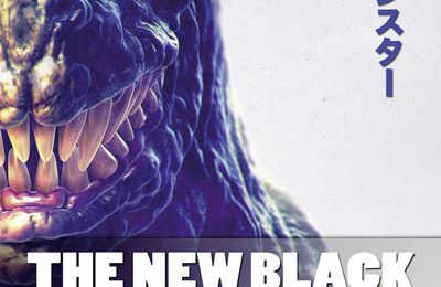 "CD review THE NEW BLACK ""A Monster's Life"""