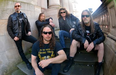 OVERKILL on tour in Europe