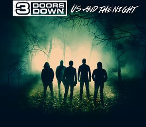 """CD review 3 DOORS DOWN """"Us and the Night"""""""