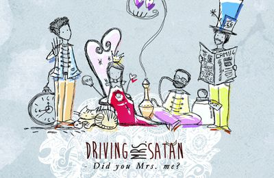 "CD review DRIVING MRS. SATAN ""Did You Mrs. Me?"""