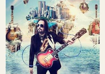 "Details on ACE FREHLEY's new album ""Origins Vol.1"""