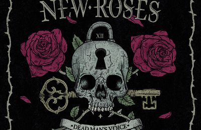 "CD review THE NEW ROSES ""Dead Man's Voice"""