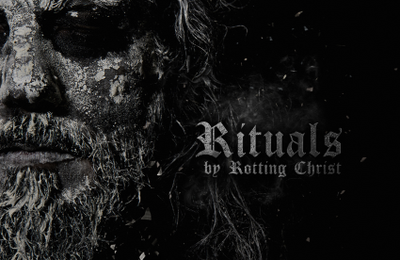 "CD review ROTTING CHRIST ""Rituals"""